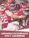 Arkansas Razorbacks 2021 Calendar