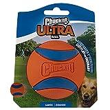 Chuckit! 170015 Ultra Ball, 1 Pelota para Perros Compatible con el Lanzador, M