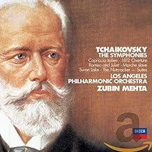 Tchaikovsky Symphonies Capriccio Italien 1812