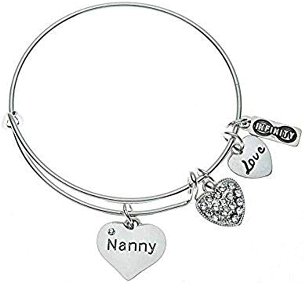 Nanny Bracelet Jewelry Max 79% Max 53% OFF OFF Makes G Great