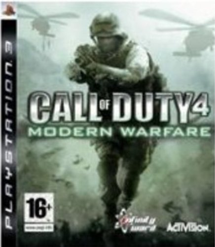 Call of Duty 4: Modern Warfare [PS3]