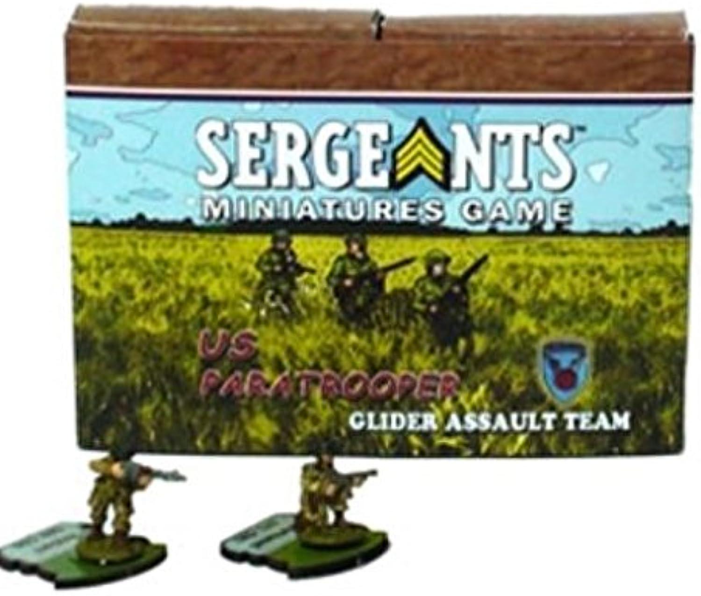 Army Paratrooper  Glider Assault Team SW