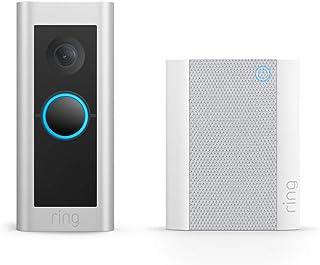 Ti presentiamo Ring Video Doorbell Pro 2 con Chime di Amazon, Video in HD a figura intera, rilevazione di movimento 3D, al...