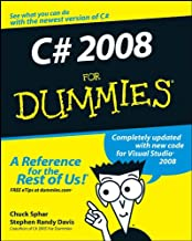 Best c# 2008 for dummies Reviews