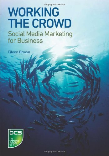 Working the Crowd: Social Media Marketing for Business by Eileen Brown (22-Nov-2010) Paperback