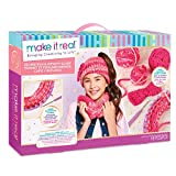 Make It Real - Beanie and Infinity Scarf Knitting...