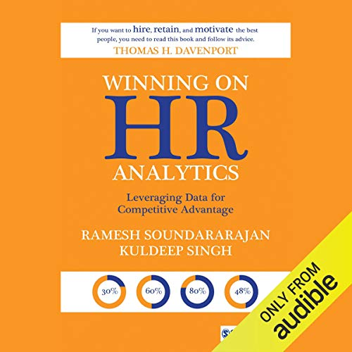Winning on HR Analytics cover art