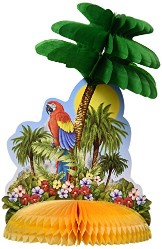 Tischdekoration Tropical Island