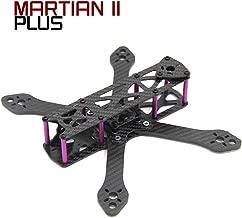 LEACO Martian II Plus 180 4mm Arm Carbon Fiber Frame Kit for FPV Drone Quadcopter