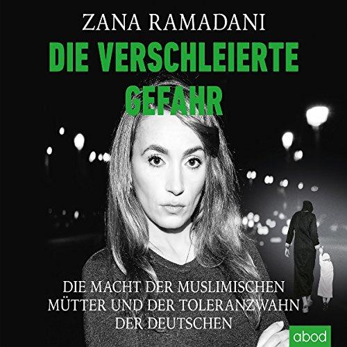 Die verschleierte Gefahr audiobook cover art