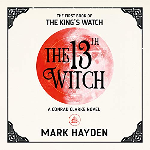 The 13th Witch cover art