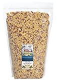 Riehle's Select Popping Corn - Hulless Autumn Blaze Old Fashioned Whole Grain Popcorn - 6lb (96oz) Resealable Bag - Non GMO, Gluten Free, Microwaveable, Stovetop and Air Popper Friendly