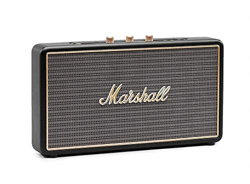 Marshall ワイヤレススピーカー Stockwell black ブラック ZMS-04091390