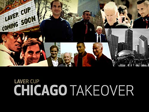 Laver Cup Chicago Takeover
