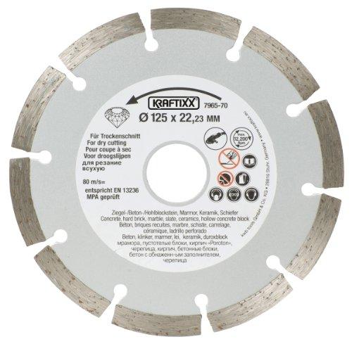 kwb Kraftixx Dia Trennscheibe Durchmesser 125 mm 796570