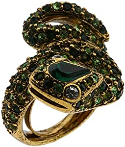Kenneth Jay Lane - Snake Ring