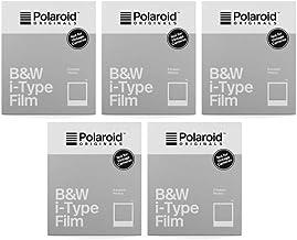 Polaroid Originals Standard B&W Instant Film for i-Type Cameras (40 Exposures)