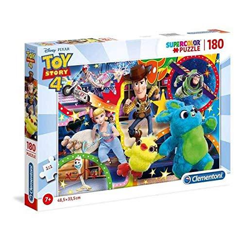 7696 ディズニー トイストーリー4 ジグソーパズル パズル 180ピース  Disney Toystory4 Puzzle [並行輸入品]