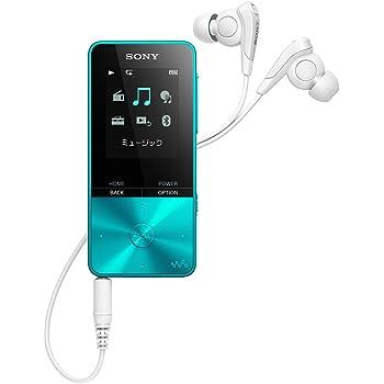 ソニー ウォークマン Sシリーズ 16GB NW-S315 : MP3プレーヤー Bluetooth対応 最大52時間連続再生 イヤホン付属 2017年モデル ブルー NW-S315 L