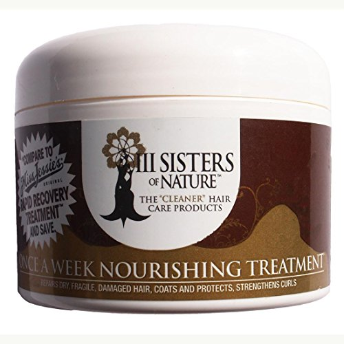 3 Sisters of Nature Once A Week Nourishing Treatment 237 ml
