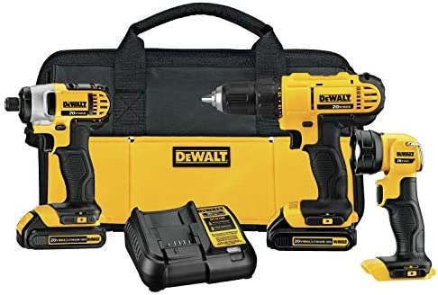 Save up to 40% on DeWalt Tools