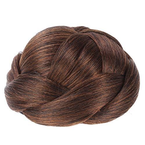 Braid Artificial Hair Chignon Bun Claw In Hairpiece Extension for Women Short Hair(2009)