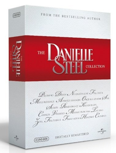 Danielle Steel Collection (20 Films) - 21-DVD Box Set ( Changes / Vanished / Palomino / A Perfect Stranger / Secrets / The Ring / Fine Thing [ Origen Sueco, Ningun Idioma Espanol ]