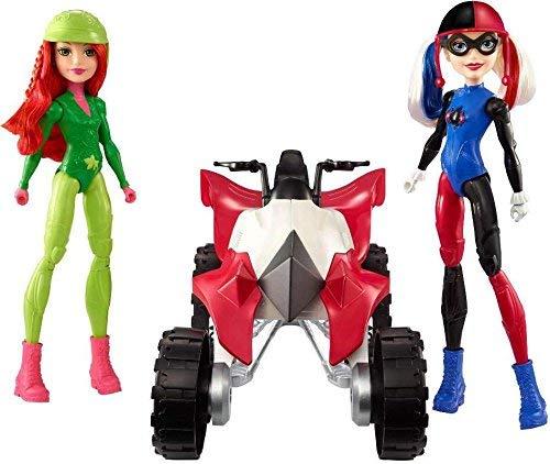 DC Super Hero Girls Quad Bike Set