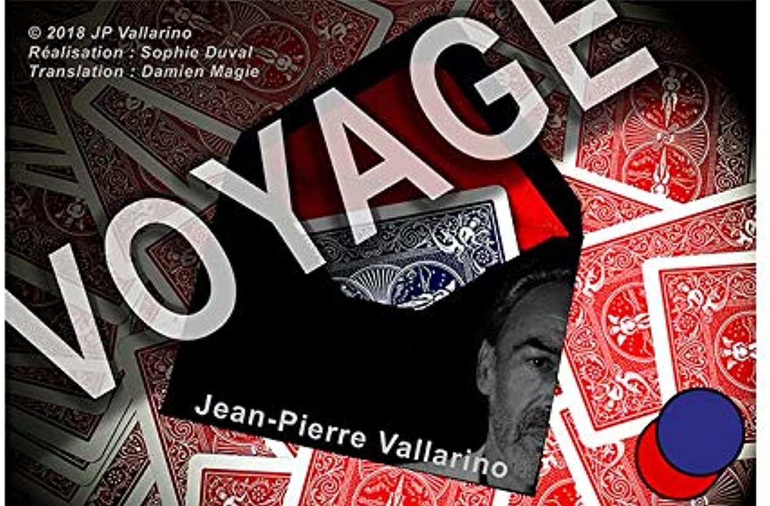 Murphy's Magic Supplies, Inc. VOYAGE bluee by JeanPierre Vallarino  Trick