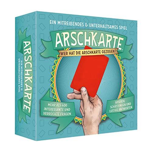 Kylskapspoesi 43015 - Kartenspiele, Wer hat die Arschkarte...