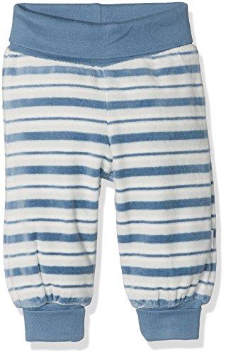 Fixoni Hosen Pantalon, Bleu (Illusion Blue), 92 cm Bébé garçon