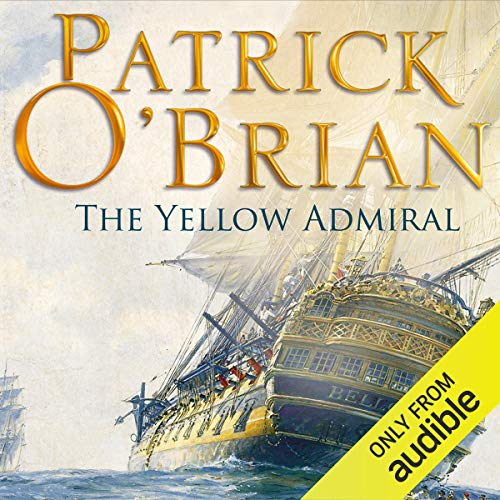 Couverture de The Yellow Admiral