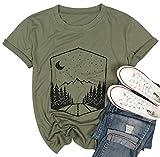 Camping T Shirt...image