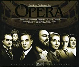 Great Masters of the Opera / Various