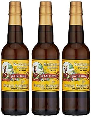 Barbadillo Manzanilla Pasada En Rama de la Pastora Sherry Wine, 37.5 cl, Case of 3