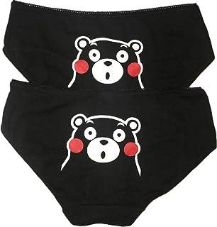 31a35e7bd9b3 YOMORIO Womens Cute Kumamon Anime Panties Girls Soft Cotton Underwear  Cartoon Bear Briefs
