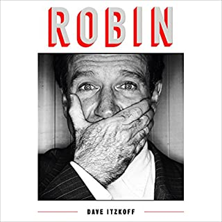 Robin audiobook cover art
