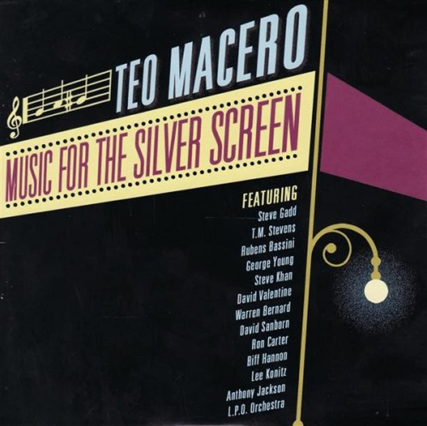 Music for the Silver Screen