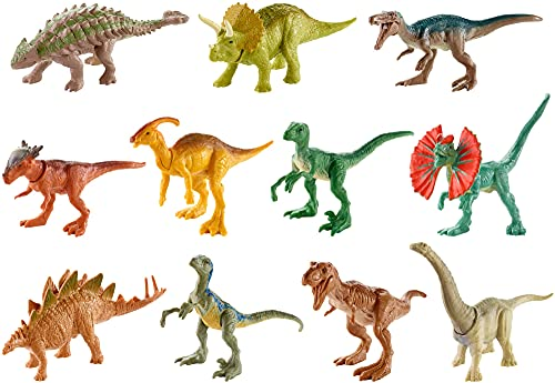 Jurassic World - Minidinosaurios de...