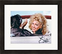 Olivia Newton John autographed 8x10 photo (Grease Sandy Olsson) #SC2 Matted & Framed