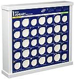 トライエックス 卓上 ザ・10万円カレンダー 2020年 カレンダー CL-656 卓上 貯金箱