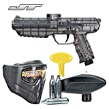 JT ER4 RTP .68Cal Paintball Kit Includes Guardian Goggle, 15G Co2...