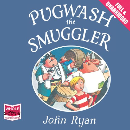 Pugwash the Smuggler audiobook cover art