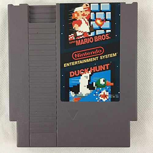NES - Super Mario Bros/Duck Hunt - [PAL EU]