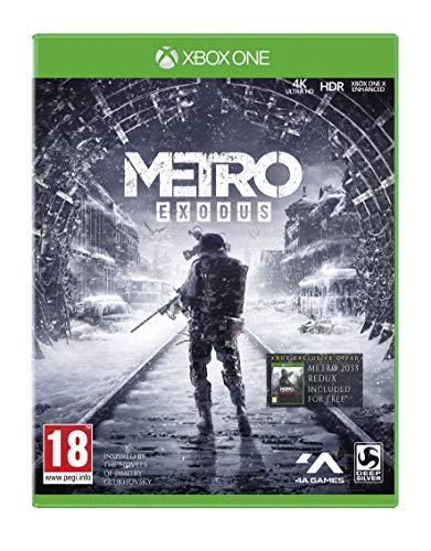 Metro Exodus + Spartan Survival Guide (Exclusive to Amazon.co.uk) - Xbox One [Importación inglesa]