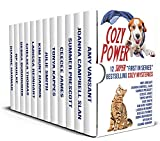 Cozy Power!: 12 SUPER 'First-in-Series' Cozy Mysteries (full books!)