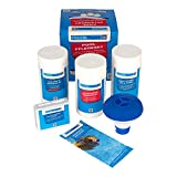 POOLSBEST® Pool Starter Set 5 in 1 für Pool-Anfänger...