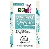 SEBAMED Wellness Dusche Feste Dusche, ohne Mikroplastik, ohne Mineralöle, hohe Ergiebigkeit, 100 g