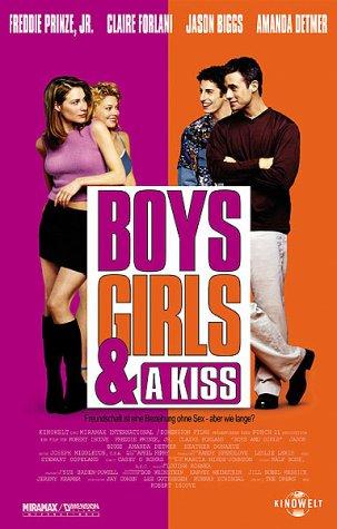 Boys, Girls & a Kiss [Reino Unido] [VHS]