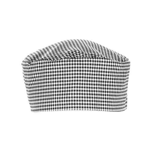Chef Works unisex adult Chef Beanie apparel accessories, Chalk Stripe, One Size US